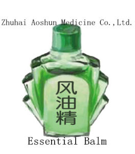 Chinese Essential Balm pictures & photos