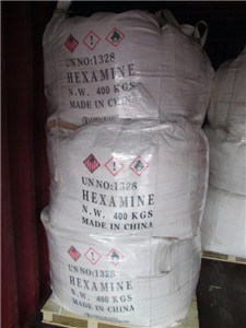 99.3%Min Stable Quality No-Caking Hexamine / Urotropine Un-Stabilized White Small Granular pictures & photos