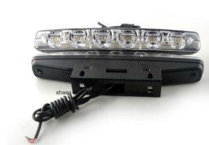 LED Daytime Running Light DRL 12V 6 LED White pictures & photos