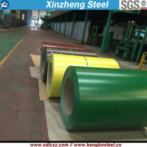 Building Material Color Coated Galvanized Steel Coil in Sheets pictures & photos