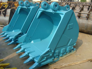 China Supplier 1.0cbm Rock Bucket for 23t Excavator Made in China pictures & photos