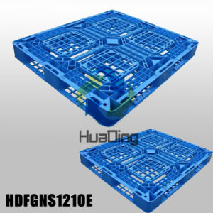 1250*1100 Environmentally Friendly Double Face Plastic Pallet From China pictures & photos
