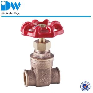 Bronze Gate Valve for Sea Water pictures & photos