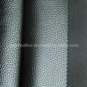 Fire Resistant Bs5852furniture PVC Leather (QDL-FV010) pictures & photos