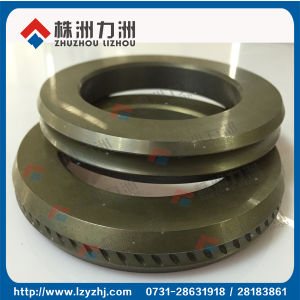 Carbide Rollers for Producing Smooth or Ribbed Wire