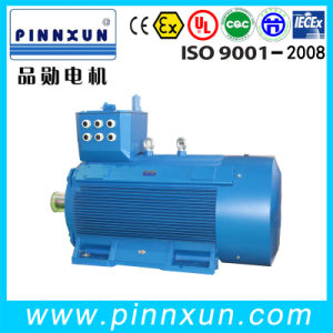 CE Ie2 Y2 Three Phase Electric Motor (Y2-280M-6) pictures & photos