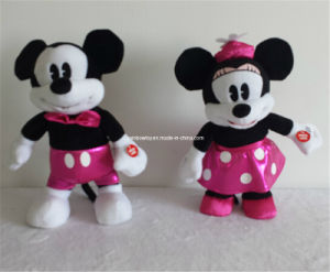 Disney Plush and Stuffed Toy with CE Approved
