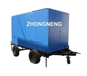 Mobile Type Vacuum Transformer Oil Treatment Equipment (ZYD-M) pictures & photos