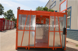 Good Quality Construction Bridge Hoist for Sale pictures & photos