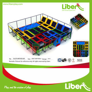 business plan trampoline park