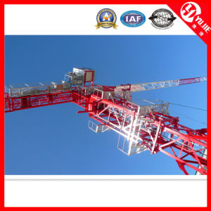 China Brand Quality Promised Buliding Tower Crane pictures & photos