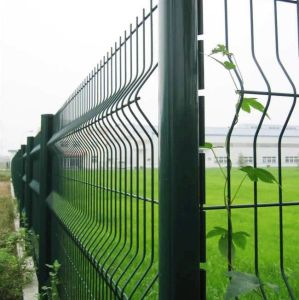 Powder Coating Panel Fencing