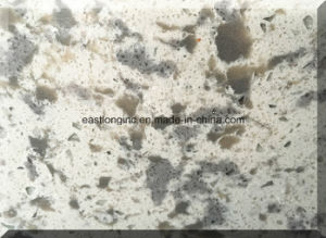 China Wholesale Home Decoration Building Material Artificial Quartz Stone Solid Surface for Wall Tile pictures & photos