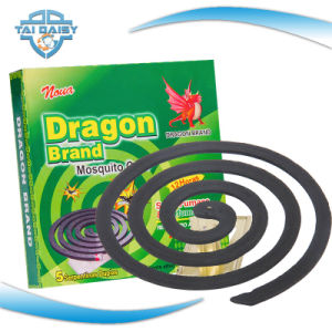 Micro Smoke Black Mosquito Coil Made in China pictures & photos
