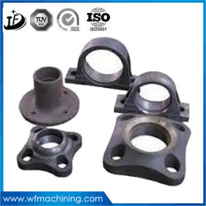 OEM Metal Foundry Grey/Ductile Iron Casting Pipe Fitting with Metal Processing pictures & photos