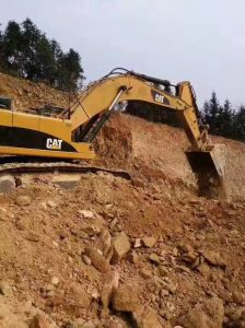 Used Excavator Caterpillar 349d pictures & photos