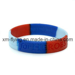 Silicone Bracelet for Promotion Gift pictures & photos