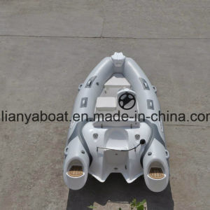 Liya 3.3-8.3m Rigid Inflatable Boat Fiberglass Hull Boat for Sale pictures & photos