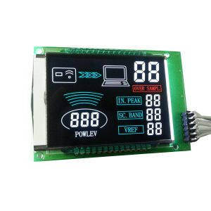 TN-VA LCD Panel with Pin Connetor Sick Screen Print (8D0013) pictures & photos