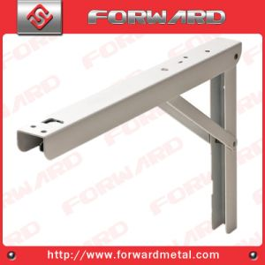 OEM Shelf Steel Welding Wall L-Shaped Bracket pictures & photos