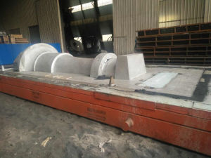 Wooden Casting Mould for Large Casting Parts pictures & photos
