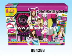 Hot Selling Plastic Toys DIY Beauty Set (884282) pictures & photos