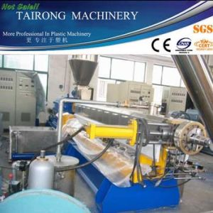 PVC Pelletizing/Granulating Line (Hot Cutting) pictures & photos