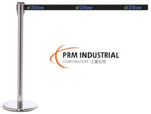 Slim Design Retractable Belt Barriers pictures & photos