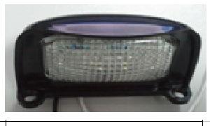4PCS LED Super License Plate Light pictures & photos