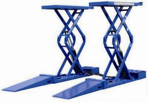 Double Scissor Car Lift with Ce/ISO9001