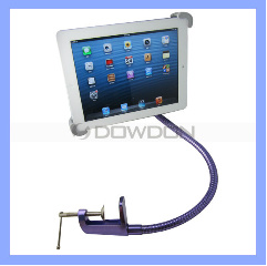 360 Desk Holder Flexible Fold Metal Gooseneck Tablet Stand for iPad Air pictures & photos