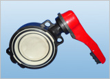 Butterfly Valve Handle Type pictures & photos