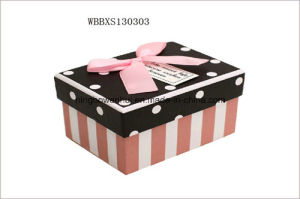 High Quality Cake Paper Gift Packing Box pictures & photos