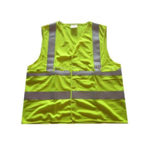 Hot Sale Popular Design Running Reflective Protect Hi-Vis Vest pictures & photos