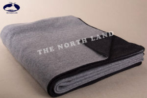 Cashmere Reversible Knitted Blanket CB14092401 pictures & photos