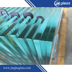 3-19mm Flat/Bent Acid Etch Tempered/Toughened Glass for Window/Door/Building/Furniture pictures & photos