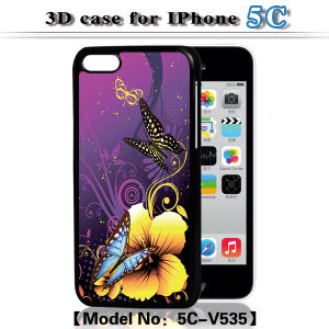3D Case for iPhone 5c (V535) pictures & photos