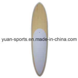 All Round Performance Bamboo Veneer Surface Sup Popular Stand up Paddle Board
