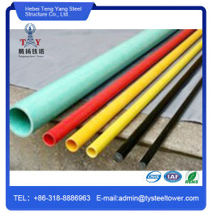 Various Models Fiberglass Composite Chemical FRP Pipe pictures & photos