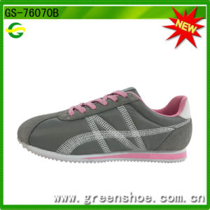 Resilent Morning Running Shoes Sport Running Women pictures & photos