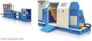 Building Wire Cable Extruder Machine with Siemens Motor Driving pictures & photos