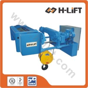 4/1 Whl-B Type Low Headroom Electric Wire Rope Hoist pictures & photos