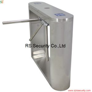 Fingerprint and RFID Semi Automatic Access Tripod Turnstile