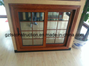 Cheap Price Double Glazing Aluminum Sliding Window with Subsill pictures & photos