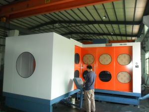 Deep Hole Drilling of CNC Machine (DHD-3020)