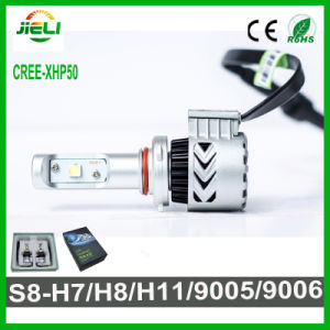 Ultra Bright 60W 9006 CREE LED Car Head Light pictures & photos