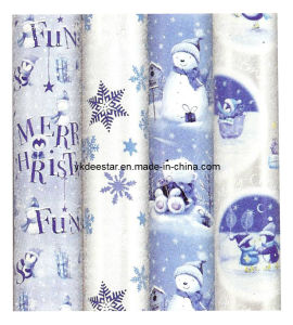Christmas Wrapping Paper Ds-W003