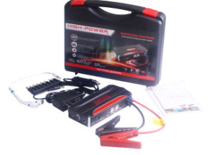 Multi-Function Auto Car Battery Charger Mini Portable Emergency 12V Jump Starter pictures & photos