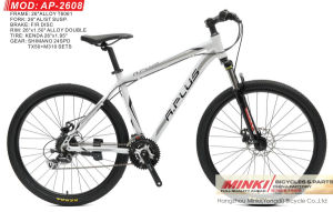Alloy Mountain Bicycle (AP-2608) pictures & photos