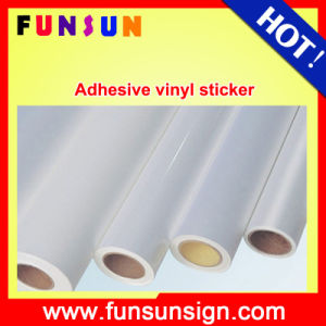 Self Adhesive Vinyl /Vinyl Sticker/Digital Printing Media (Length: 50m, 100m) pictures & photos